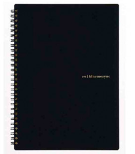 Maruman Mnemosyne Notebook N194A (Format B5) - Ligné 7 mm