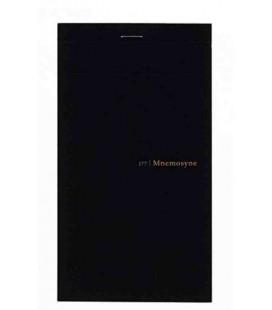 Maruman Mnemosyne Notebook N177A - Quadrillé 5 mm (la feuille se divise en deux)